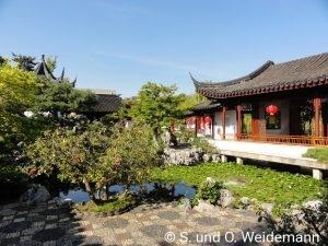 Dr. Sun Yat-Sen-Garten