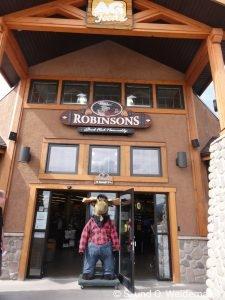 Kaufhaus Robinsons in Jasper