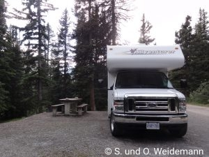 Wilcox Creek Campground