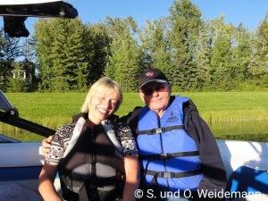 Susanne und Alfred