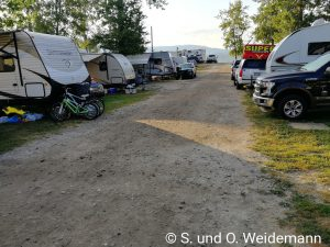 Pure Camping-Idylle
