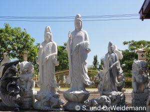 Marmor Statuen