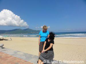 Strand von Da Nang