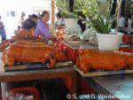 Schweinereien im Tempel