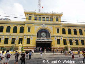 Zentrales Postamt
